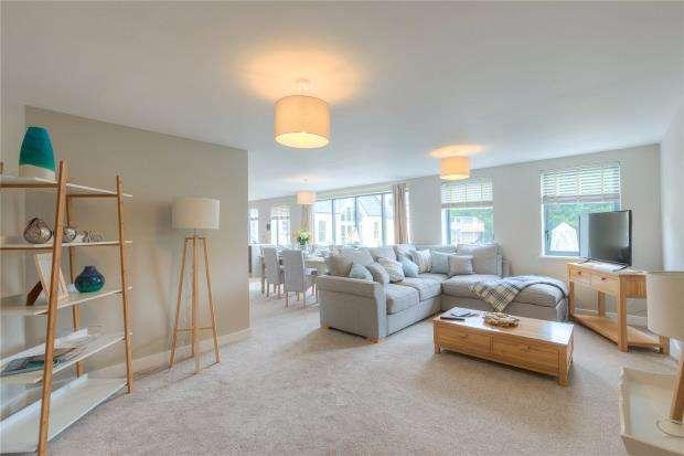 3 Bedrooms Flat for sale in Fowey Landing, Station Road, Fowey, Cornwall