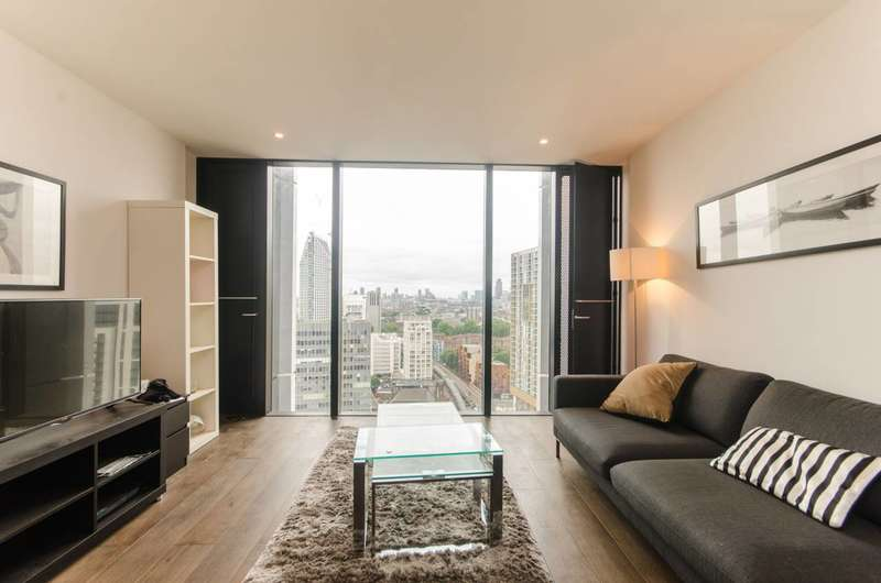 2 Bedrooms Flat for sale in Walworth Road, Elephant and Castle, SE1