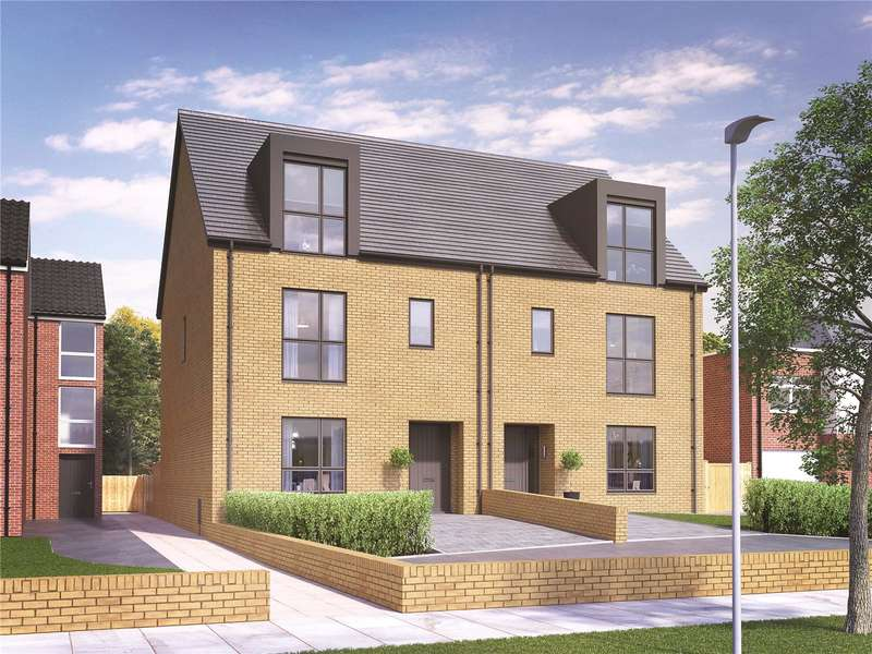 4 Bedrooms Semi Detached House for sale in Petts Hill, Northolt, Middlesex, UB5