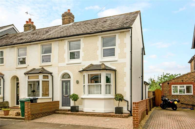 3 Bedrooms Terraced House for sale in Glovers Road, Reigate, Surrey, RH2