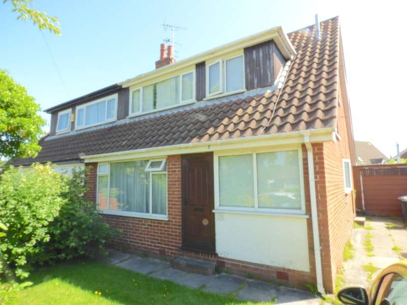 3 Bedrooms Semi Detached House for sale in Willow Hey, Tarleton, Lancashire, PR4