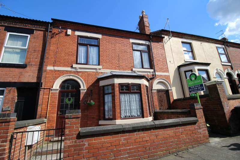 4 Bedrooms Detached House for sale in Gregory Street, Ilkeston, DE7
