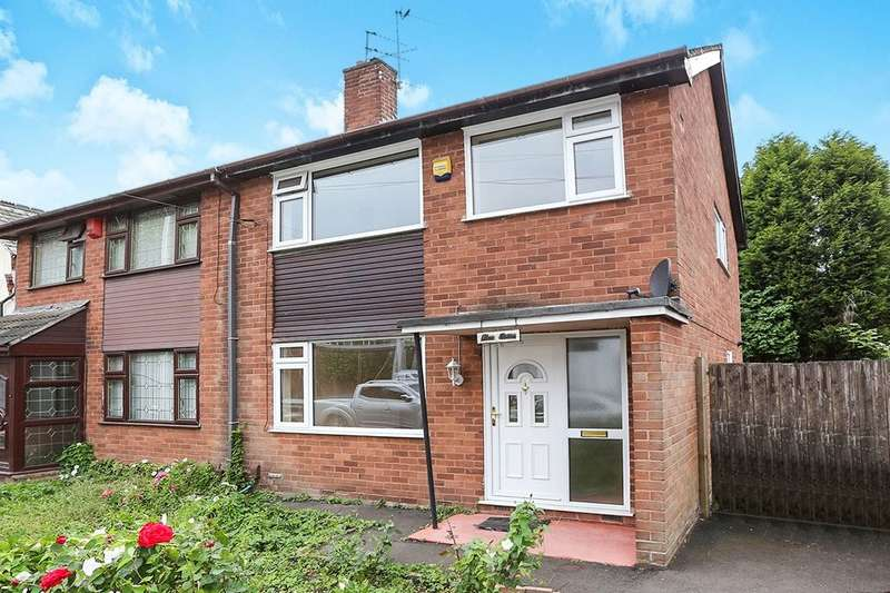 3 Bedrooms Semi Detached House for sale in Hartley Street, Wolverhampton, WV3