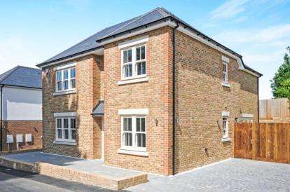 4 Bedrooms Detached House for sale in Old London Road, Knockholt, Sevenoaks, Kent