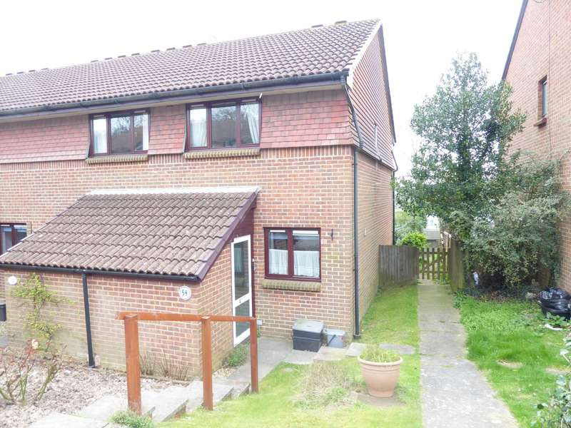 2 Bedrooms Semi Detached House for sale in Warren Drive, Lewes
