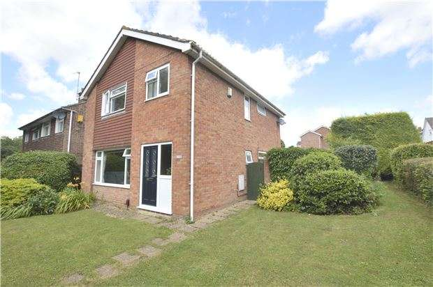 4 Bedrooms Detached House for sale in Mandarin Way, CHELTENHAM, Gloucestershire, GL50 4RT