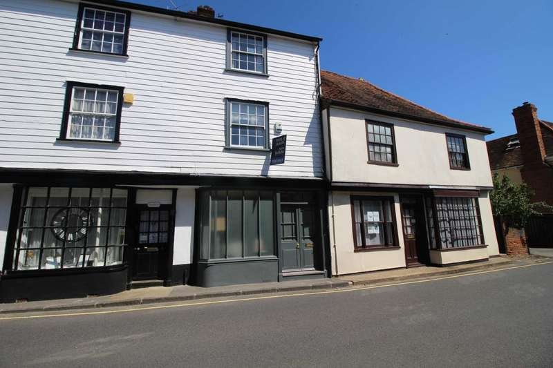 4 Bedrooms Terraced House for sale in East Street, Coggeshall