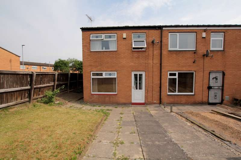 3 Bedrooms Semi Detached House for sale in Royal Grove, LEEDS, West Yorkshire, LS10