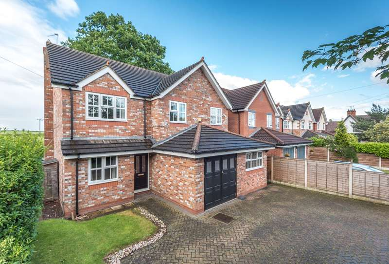 5 Bedrooms House for sale in 5 bedroom House Detached in Davenham