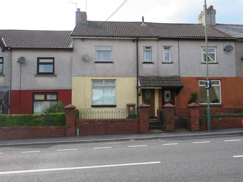 2 Bedrooms Terraced House for sale in Oakdale Terrace, Penmaen, Blackwood