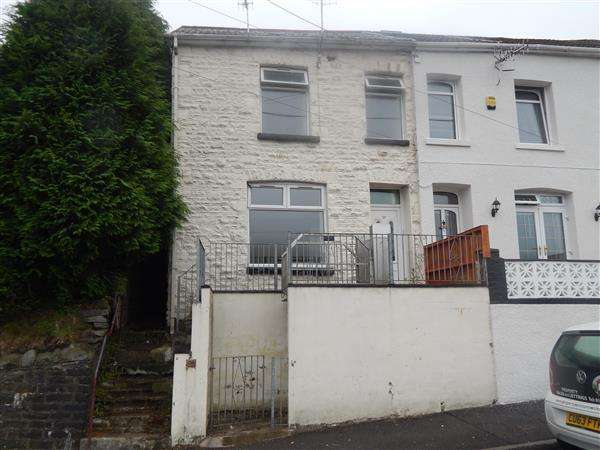 3 Bedrooms End Of Terrace House for sale in Graig Terrace, Ferndale
