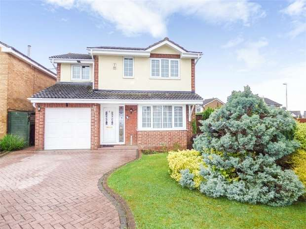 4 Bedrooms Detached House for sale in Gresham Close, Darlington, Durham
