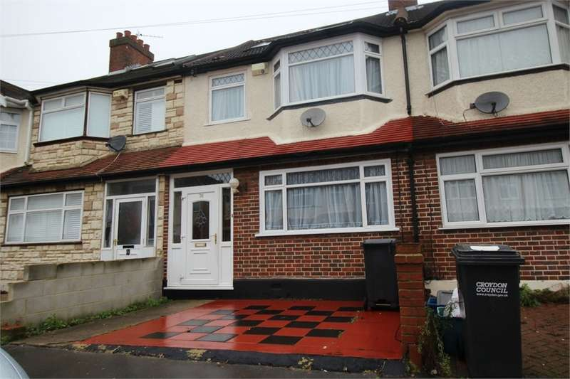 5 Bedrooms Terraced House for sale in Kynaston Avenue, Thornton Heath, Surrey