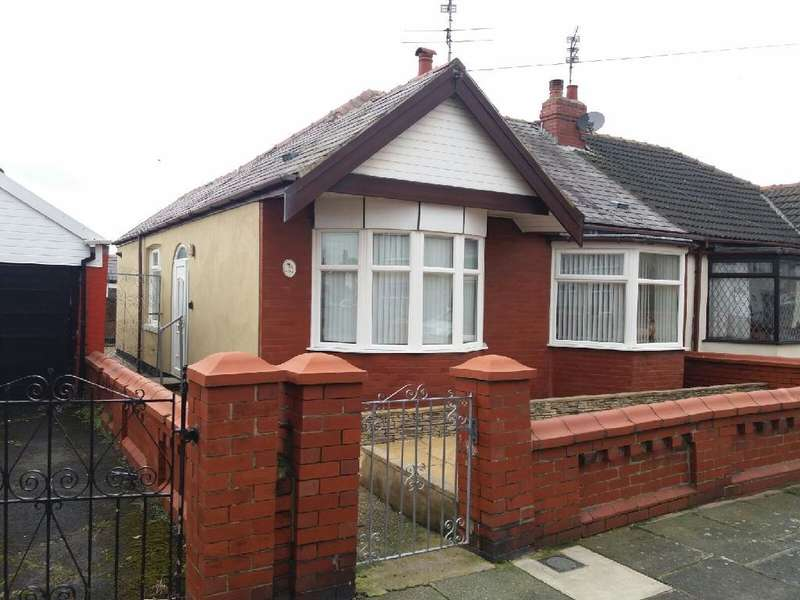 2 Bedrooms Property for sale in Westfield Road, BLACKPOOL, FY1 6NY