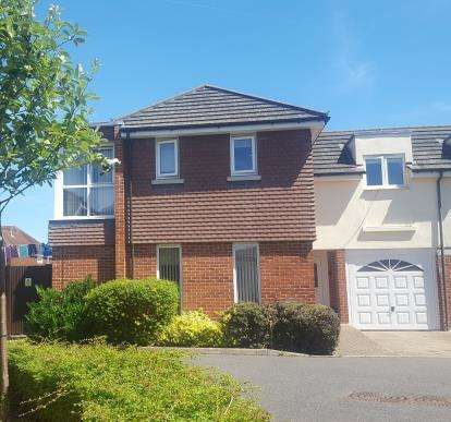4 Bedrooms Semi Detached House for sale in Totton, Southampton, Hampshire