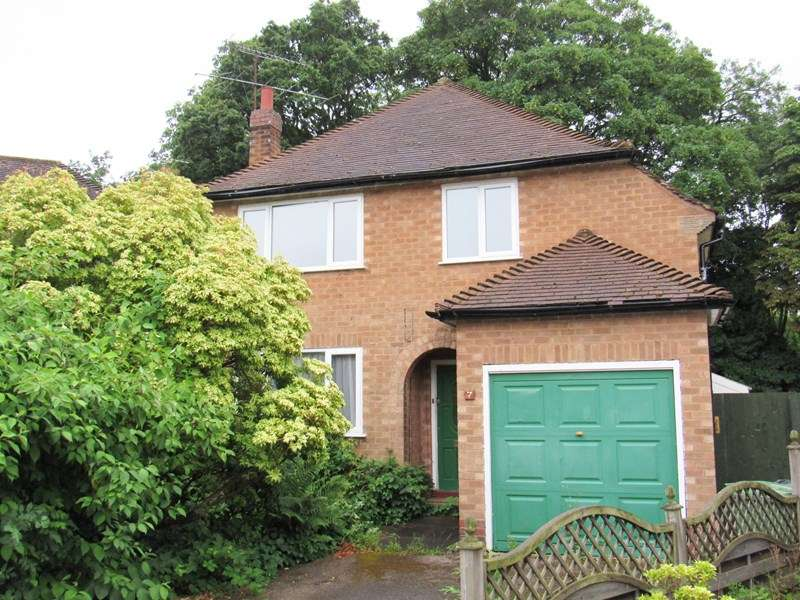 3 Bedrooms Detached House for sale in Portway Close, Solihull