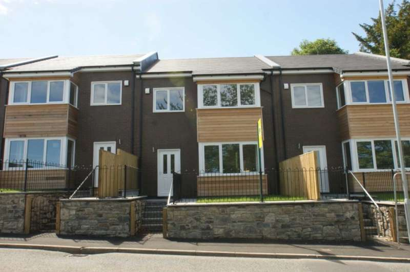 3 Bedrooms Terraced House for sale in Ty Onnen, 3 Halkyn Road, Holywell, CH8 7TZ.
