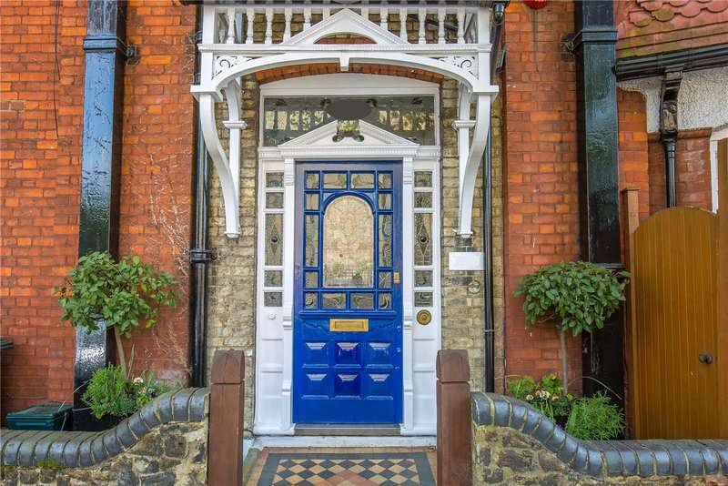 4 Bedrooms End Of Terrace House for sale in Park Road, Crouch End, London, N8