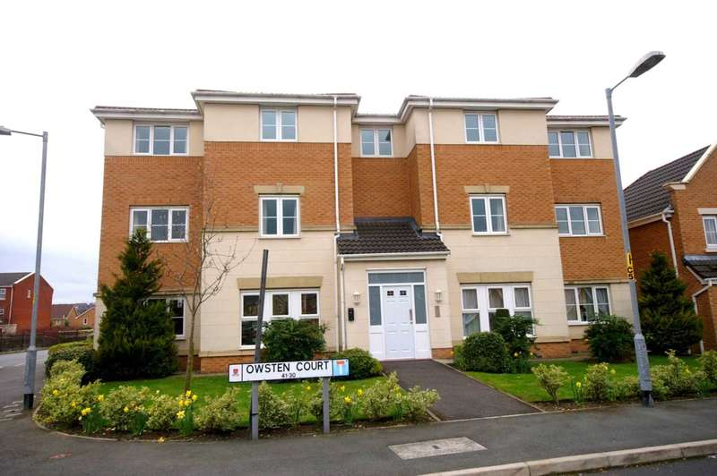 2 Bedrooms Apartment Flat for sale in Owsten Court, Horwich