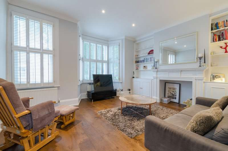 3 Bedrooms Flat for sale in Rush Hill Road, London, London, SW11