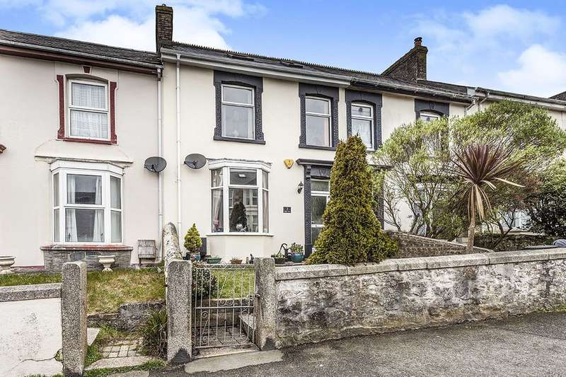 4 Bedrooms Property for sale in Cardrew Terrace, Redruth, TR15