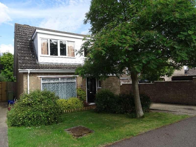 3 Bedrooms Detached House for sale in LANGLANDS, LAVENDON