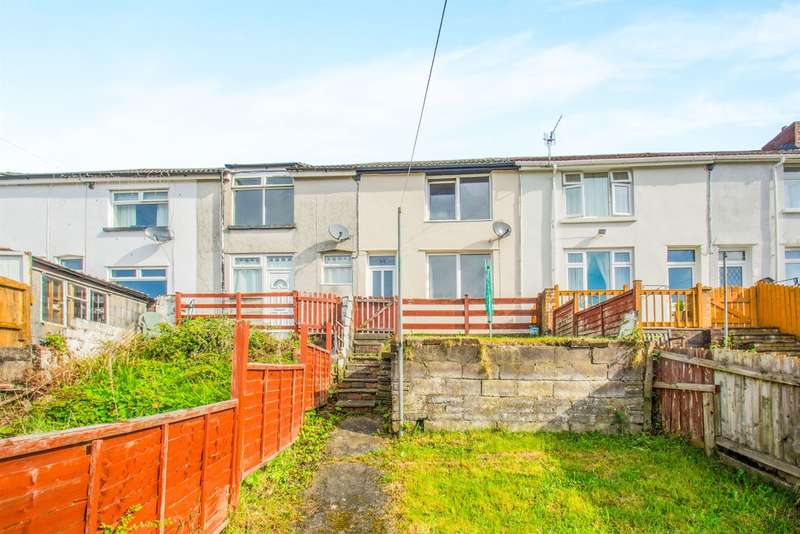 2 Bedrooms Terraced House for sale in Llewellyn Street, Gilfach, Bargoed