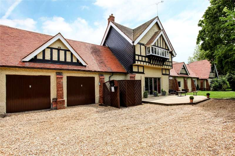 5 Bedrooms Barn Conversion Character Property for sale in Ridge Lane, Rotherwick, Hook, RG27