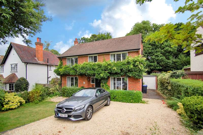 3 Bedrooms Detached House for sale in Layters Way, Gerrards Cross, SL9