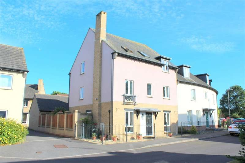 5 Bedrooms Detached House for sale in The Briars, Wool, WAREHAM, Dorset
