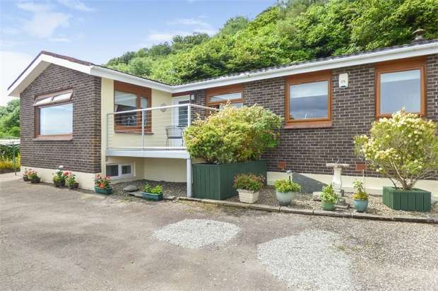 3 Bedrooms Detached Bungalow for sale in Ferns Lane, Innellan, Dunoon, Argyll and Bute