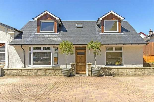 5 Bedrooms Semi Detached House for sale in Perth Road, Scone, Perth