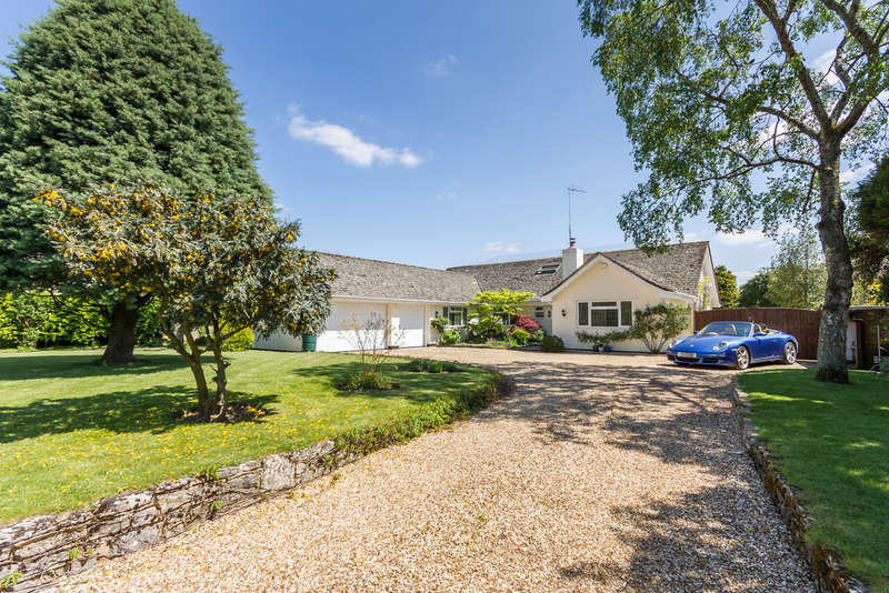 5 Bedrooms Chalet House for sale in Mockbeggar, New Forest, Hampshire