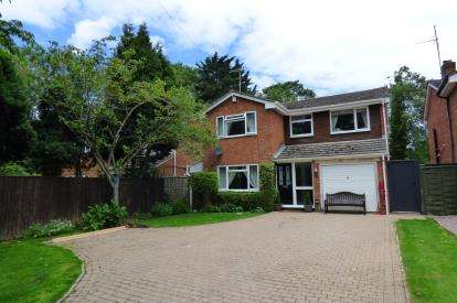 4 Bedrooms Detached House for sale in Staites Orchard, Upton St Leonards, Gloucester, Gloucestershire