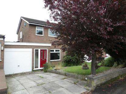 3 Bedrooms Semi Detached House for sale in Westbank Road, Lostock, Bolton, Greater Manchester