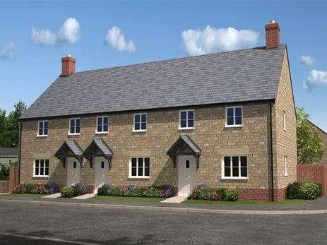 2 Bedrooms End Of Terrace House for sale in Mertoch Leat, Water Street, Martock, Somerset