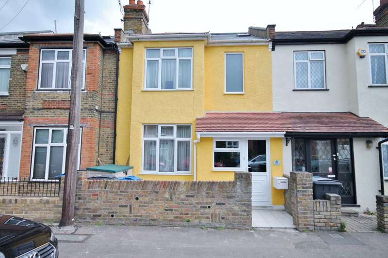 4 Bedrooms Terraced House for sale in Salisbury Road, New Malden
