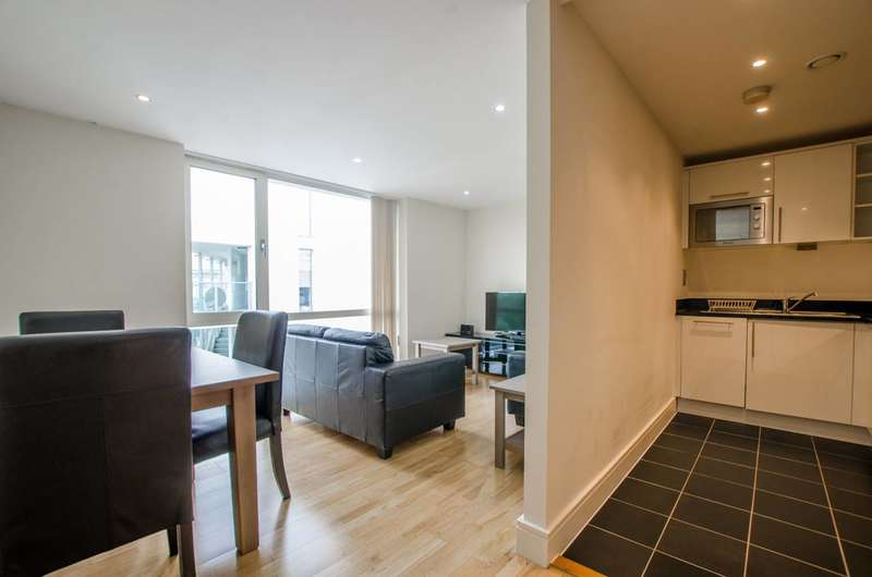 2 Bedrooms Flat for sale in Liberty Street, Stockwell, SW9