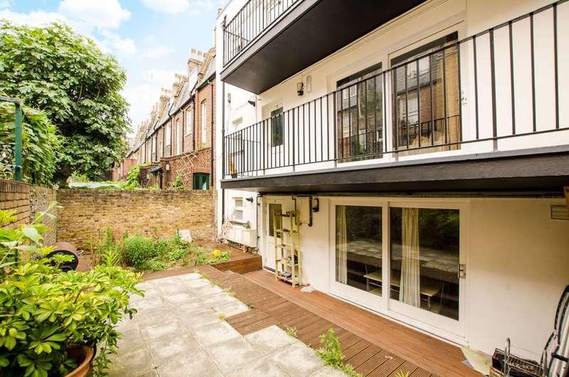 2 Bedrooms Flat for sale in Myrdle Street, Whitechapel, E1