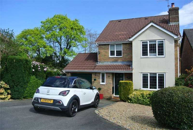 5 Bedrooms Detached House for sale in Pensarn Way, Henllys, Cwmbran, NP44