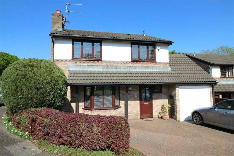 4 Bedrooms Detached House for sale in Ashleigh Court, Henllys, Cwmbran, NP44