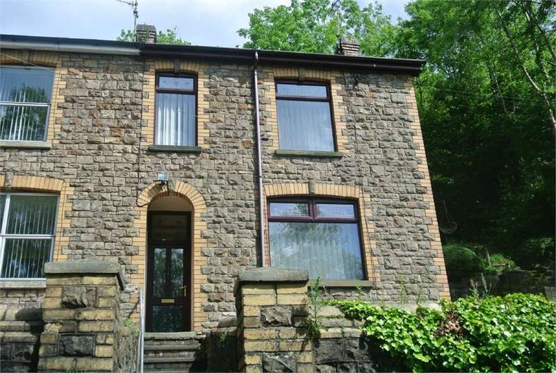 3 Bedrooms End Of Terrace House for sale in Coronation Terrace, Abersychan, PONTYPOOL, NP4
