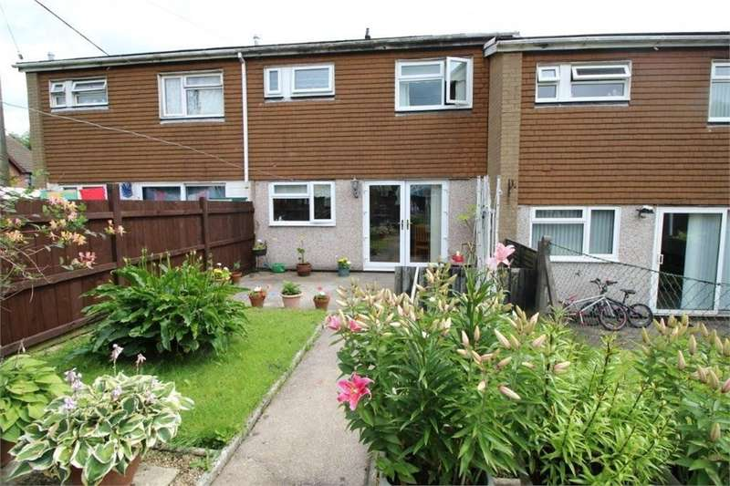 3 Bedrooms Terraced House for sale in Pisgah Close, Talywain, Pontypool, NP4
