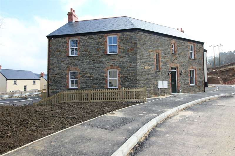 4 Bedrooms Detached House for sale in Woodland View, Blaenavon, PONTYPOOL, NP4