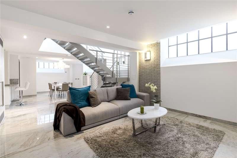 2 Bedrooms Flat for sale in Douglas House, Douglas Street, London, SW1P