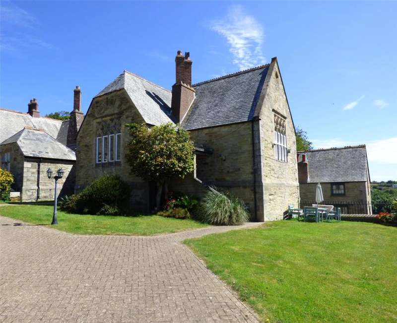 House for sale in The Old School House, British Road, St Agnes
