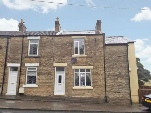 3 Bedrooms End Of Terrace House for sale in Front Street, Helmington Row, Crook, Durham