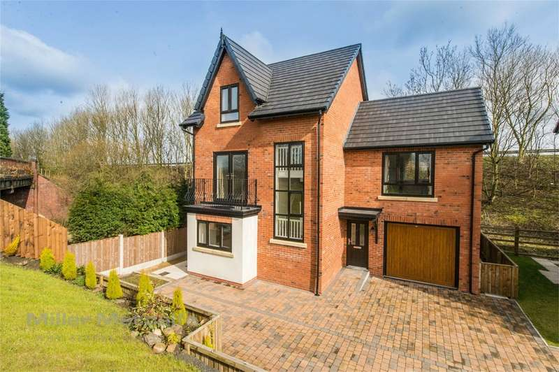 4 Bedrooms Detached House for sale in Chew Moor Lane, Lostock, Bolton, Lancashire