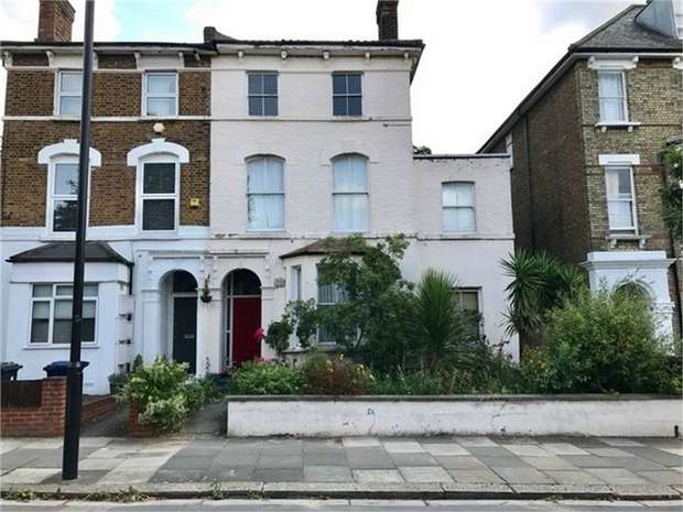 1 Bedroom Flat for sale in Friars Place Lane, Acton, London