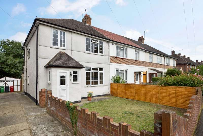 3 Bedrooms End Of Terrace House for sale in Blumfield Crescent, Slough, SL1